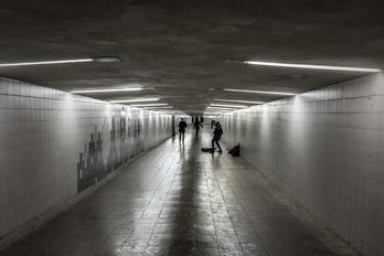 Balti jaama tunneli blues